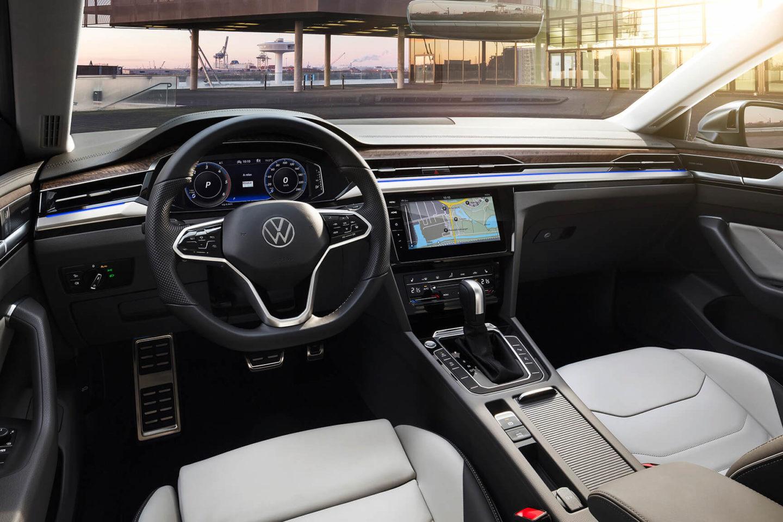 2020 Volkswagen Arteon Shooting Brake Elegance