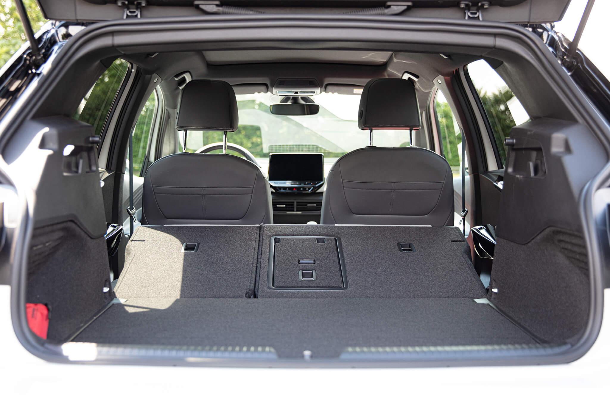 Capacidade de mala do Volkswagen ID.3