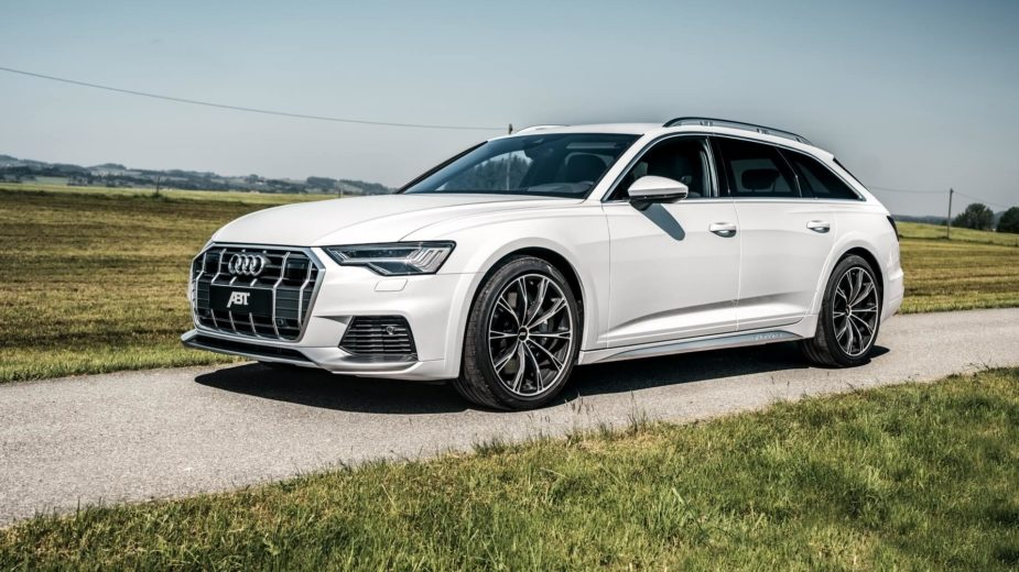 Audi A6 Allroad by ABT Sportsline