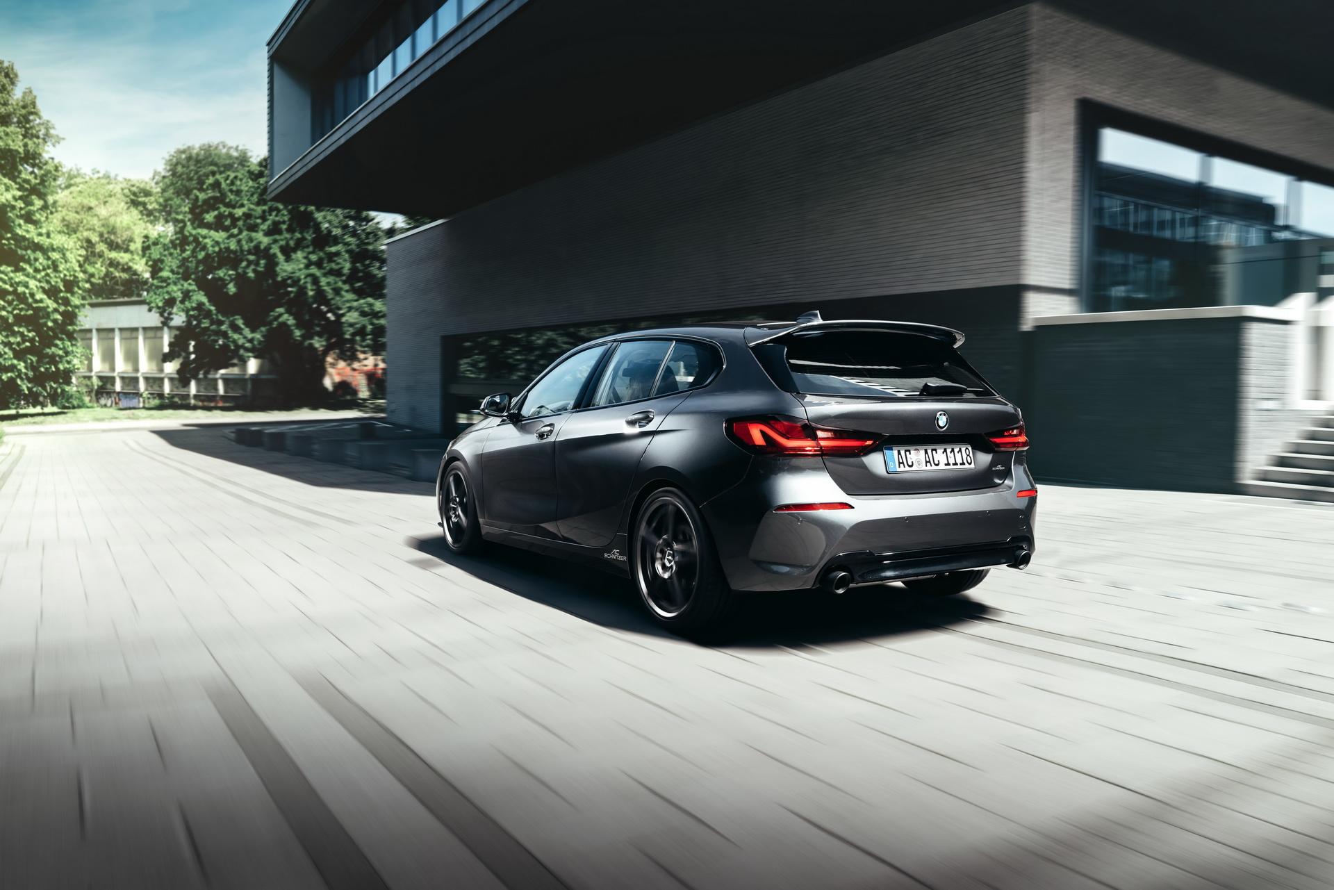BMW Série 1 AC Schnitzer