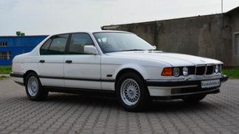 BMW 740i E32 1992