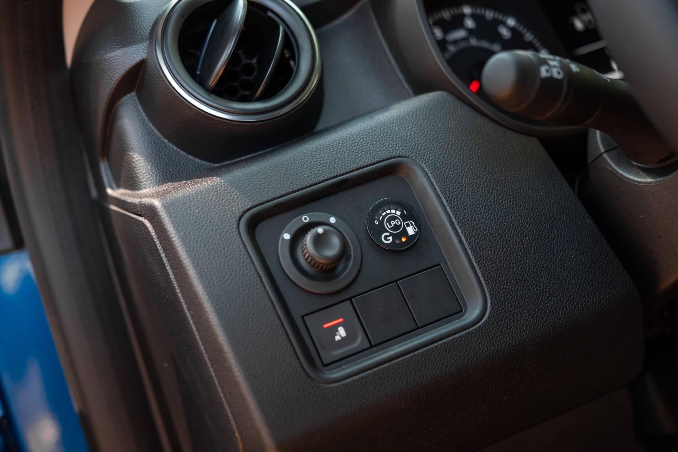 Dacia Duster vs. Duster GPL-2