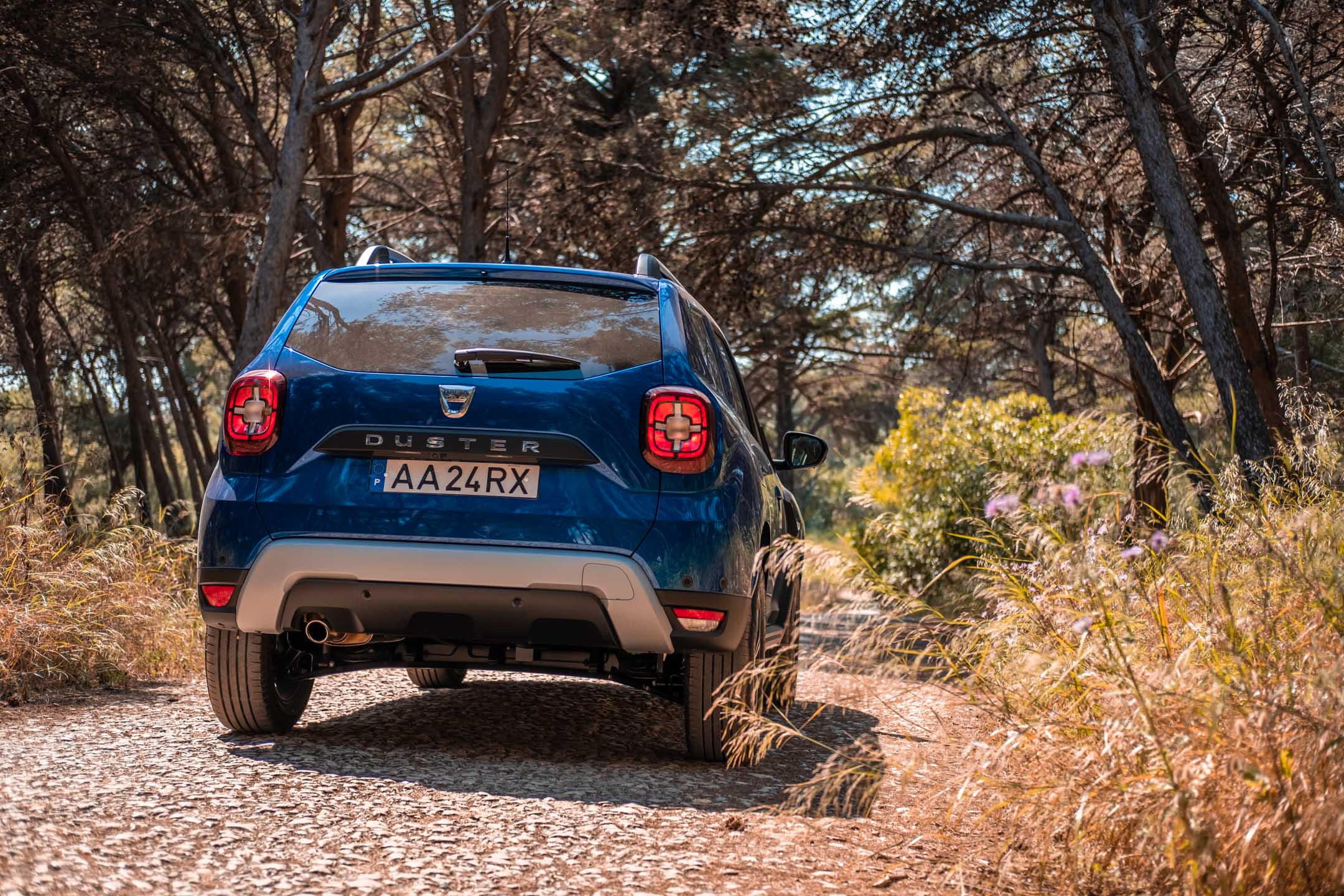 Dacia Duster vs. Duster GPL