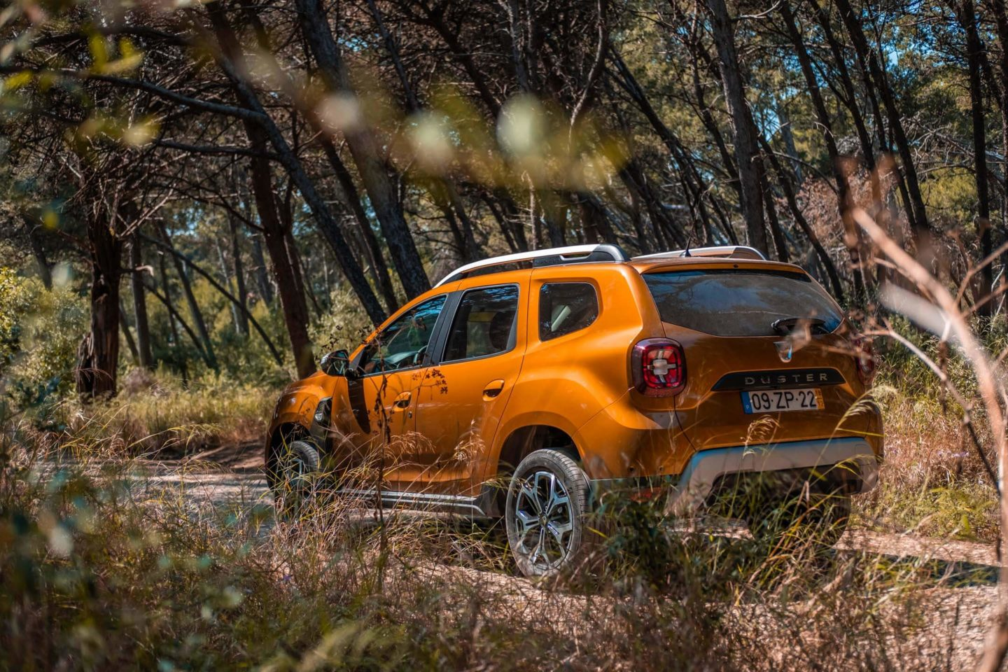 Dacia Duster vs. Duster GPL-30