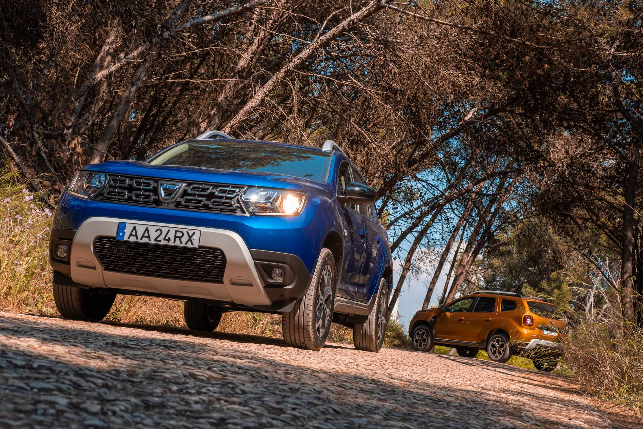 Dacia Duster a GPL vs gasolina