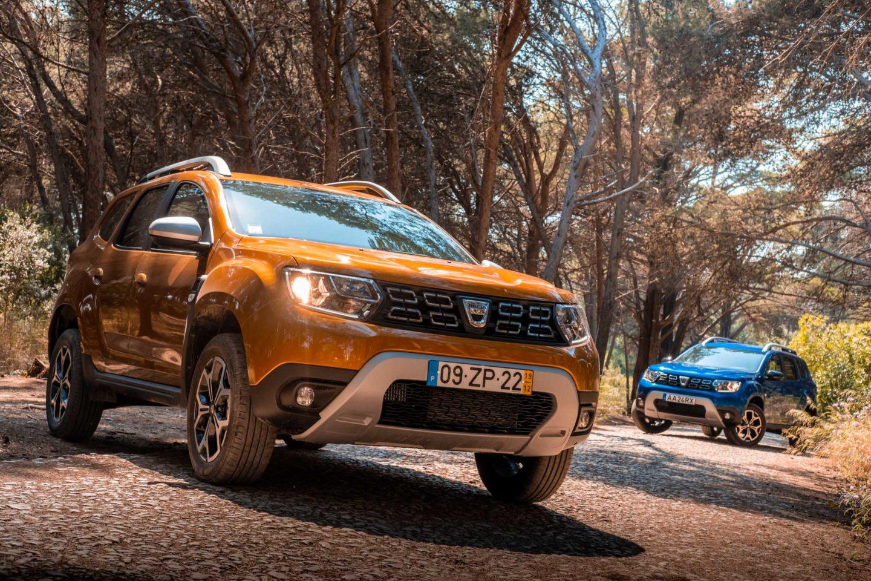 Dacia Duster vs. Duster GPL-33