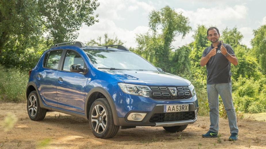 Dacia Sandero Stepway GPL