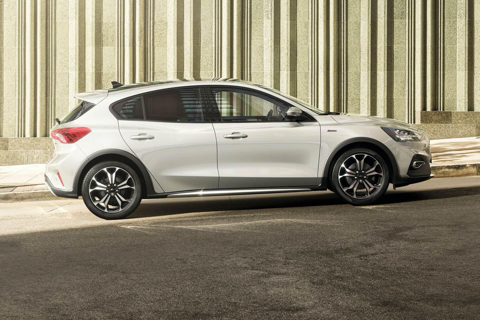 Ford Focus mild-hybrid