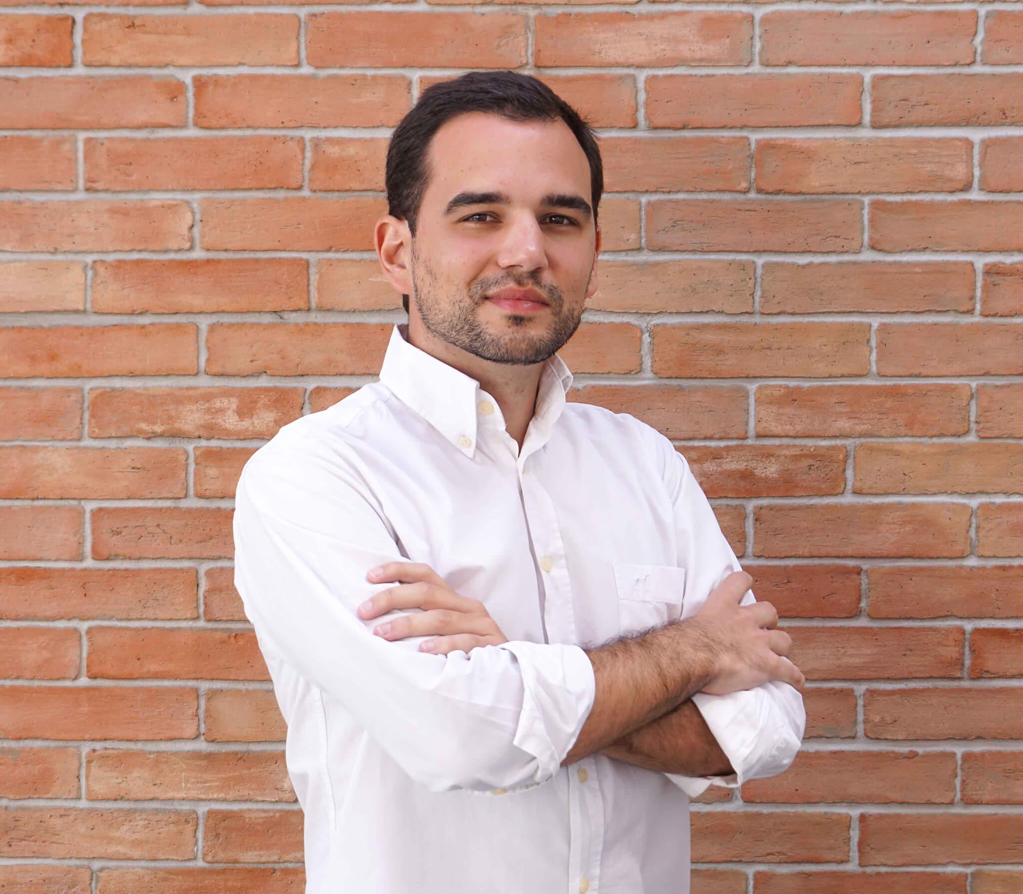 Guilherme Costa, cofundador e diretor da Razão Automóvel