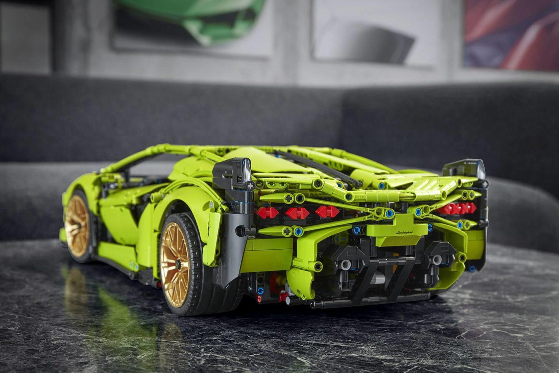 Lamborghini Sián Lego