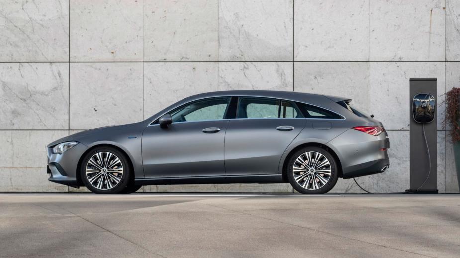 Mercedes-Benz CLA Shooting Brake Híbrido plug-in