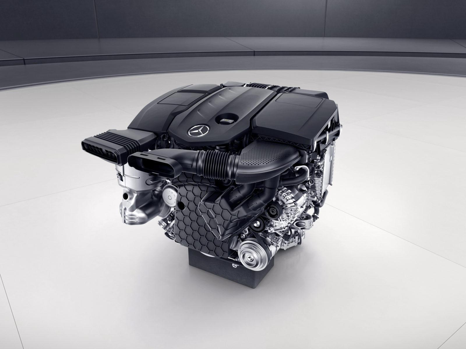 Motor OM 654