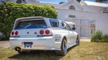 Nissan-GT-R-R33-Speedwagon