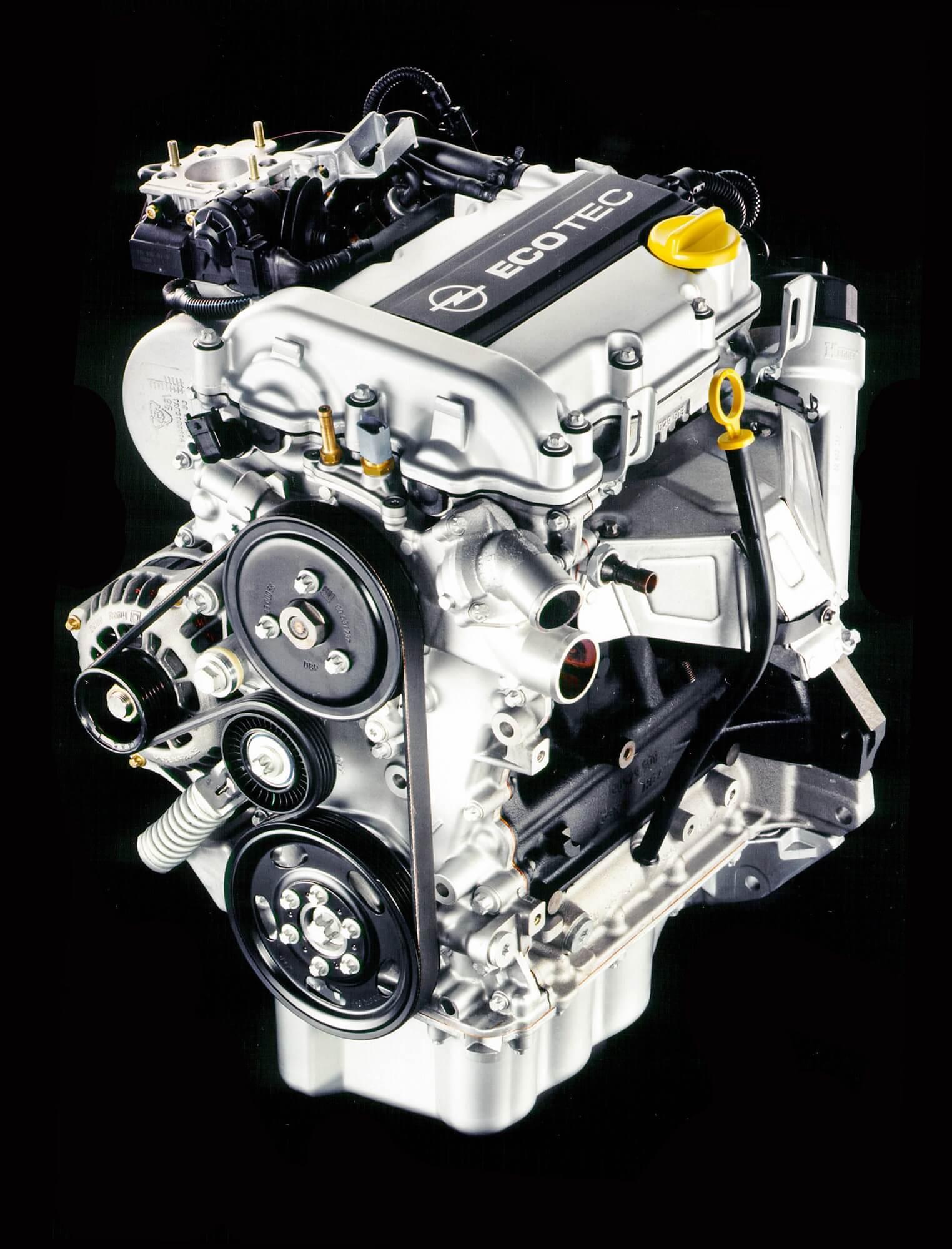 Opel 1.0 l Ecotec três cilindros