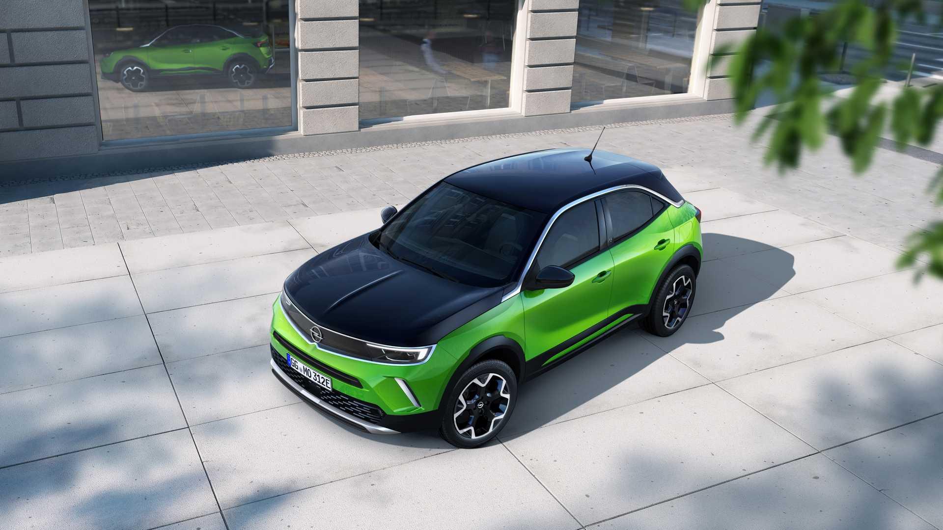Opel Mokka 2020 elétrico