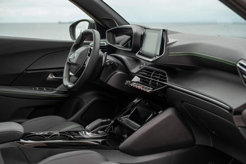 Interior, i-Cockpit