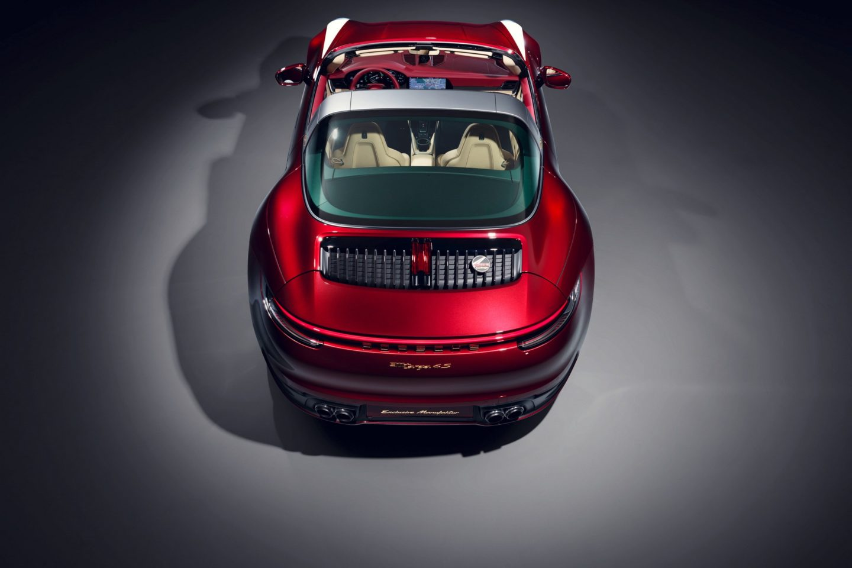 Porsche 911 Targa Heritage Edition