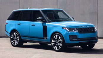 Range Rover Fifty