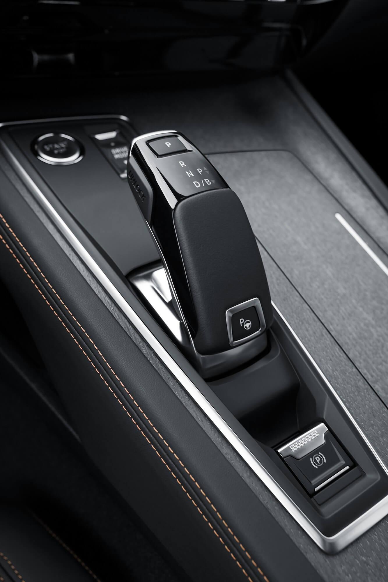 Transmissão Peugeot 508 hibrido plug-in