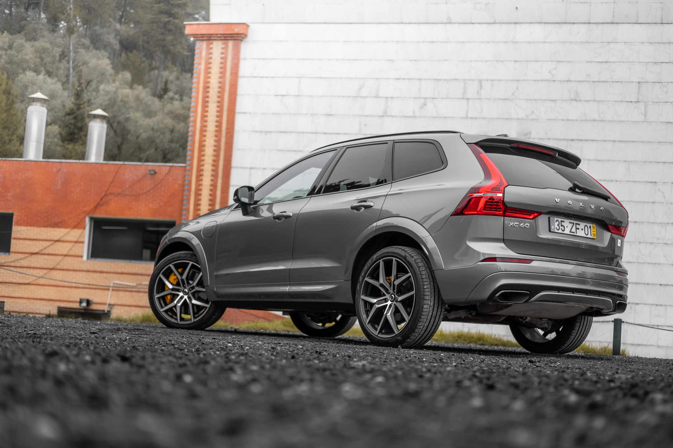Volvo XC60 Polestar Engineered híbrido
