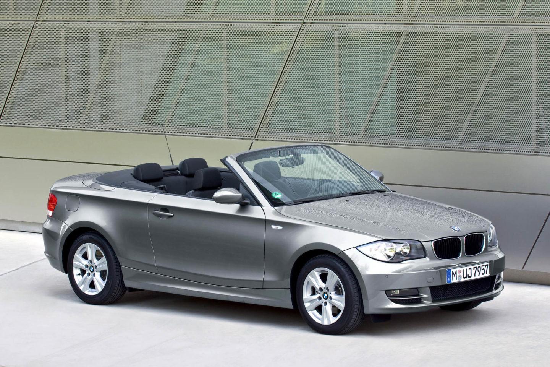 BMW Série 1 Cabrio