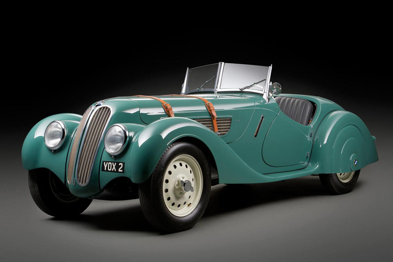 BMW 328 Roadster, 1936