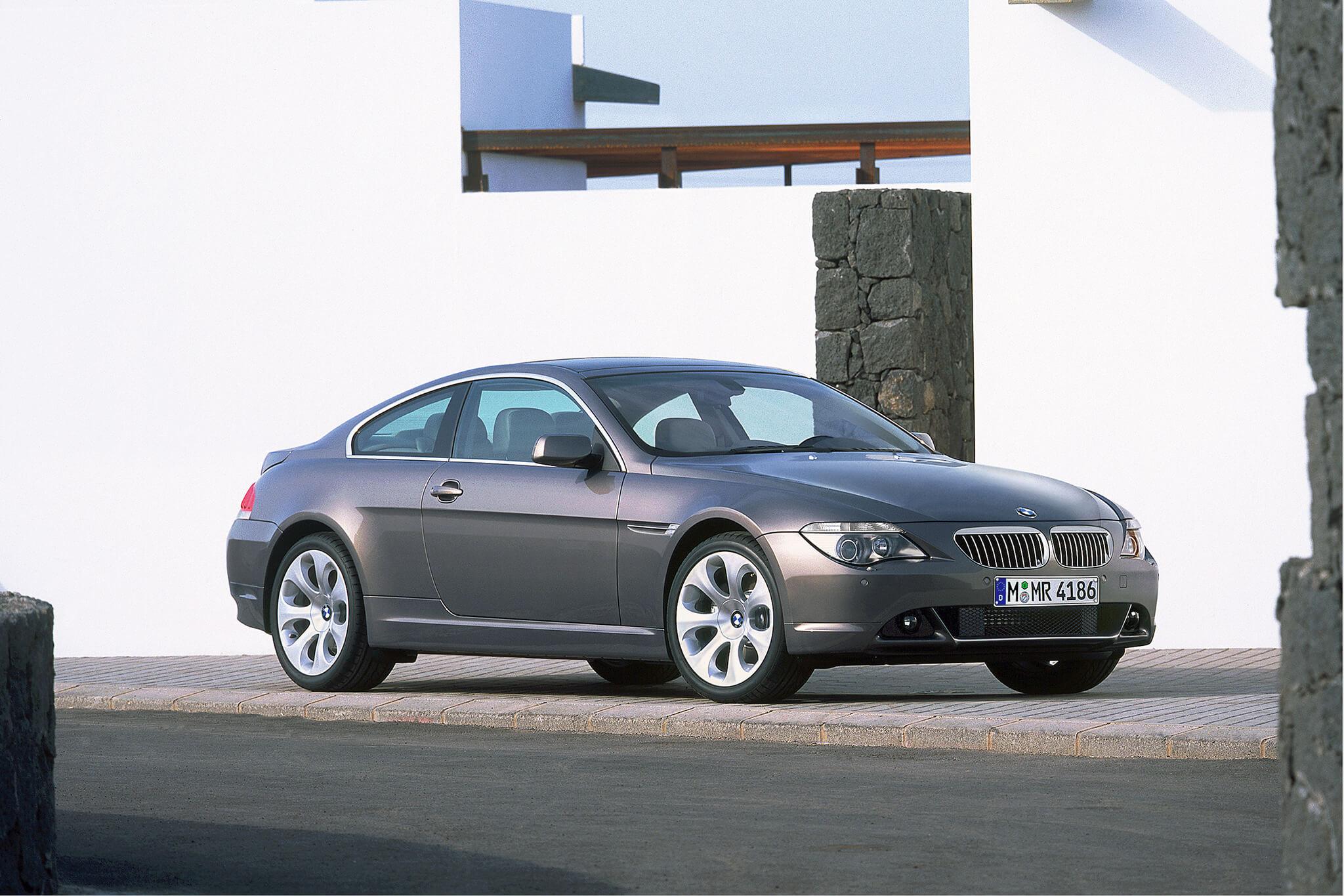 BMW Série 6 Coupé E63