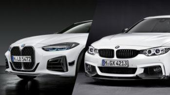 BMW Série 4 G22 vs F32