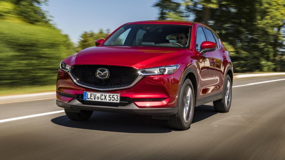 Mazda Cx 5 2020 Tudo O Que Mudou E Que Tu Nao Consegues Ver