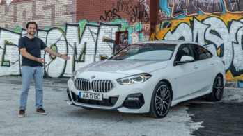 BMW 220d Gran Coup