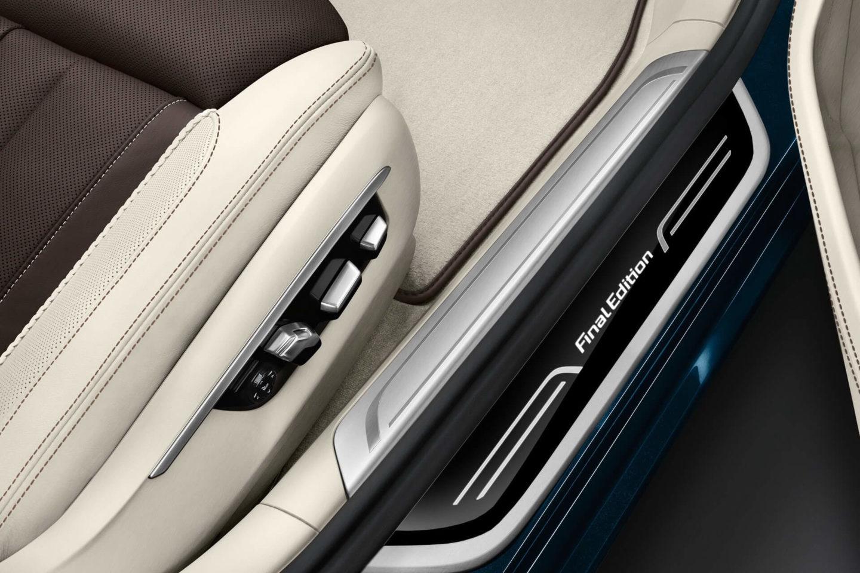 BMW X5 e X7 Final Edition
