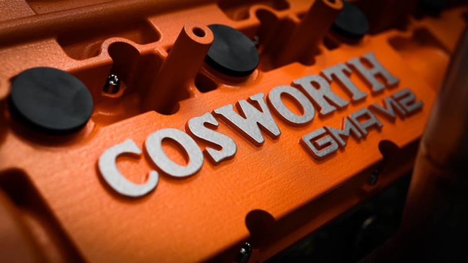 GMA V12 Cosworth