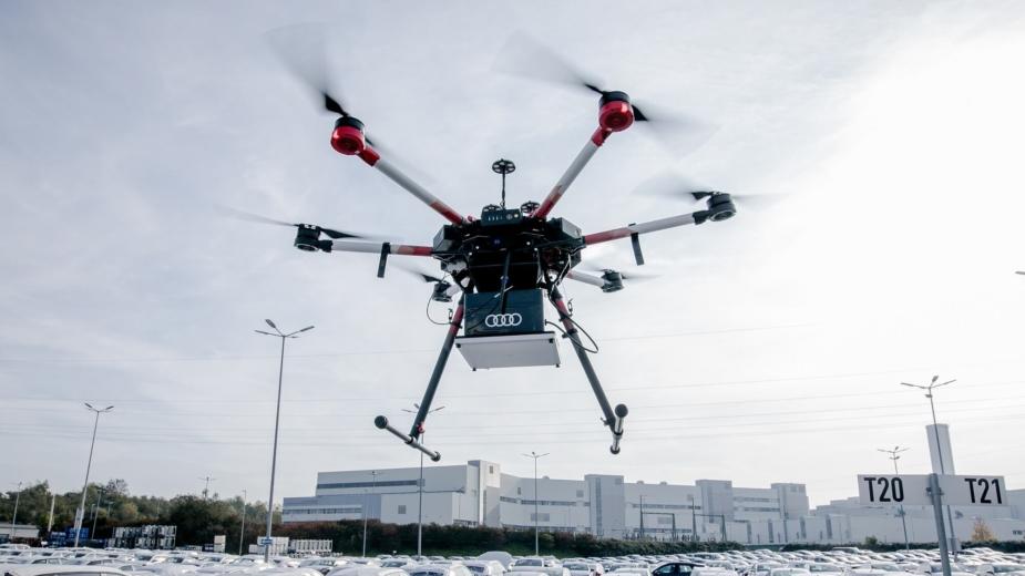 Drones Audi