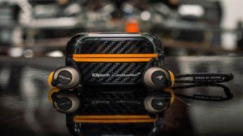 earhpones da McLaren