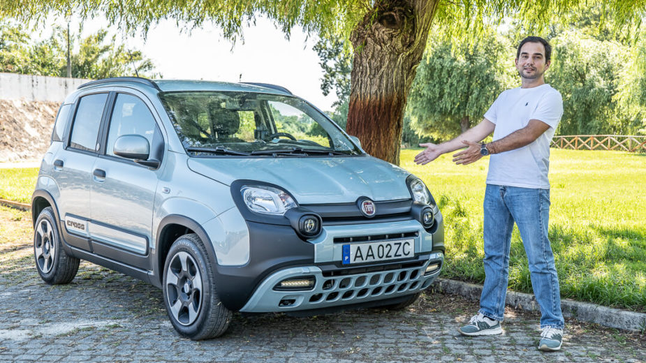 Fiat Panda City Cross Hybrid