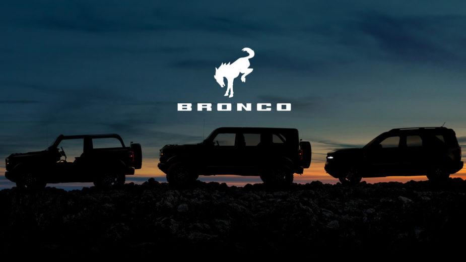Ford Bronco e Bronco Sport
