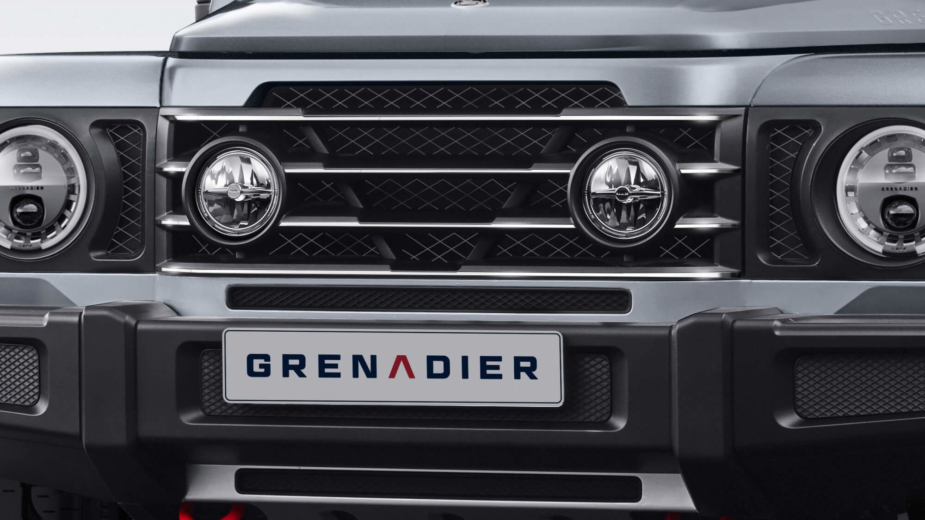 Ineos Grenadier