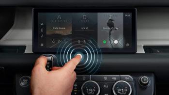 Jaguar Land Rover ecra tatil