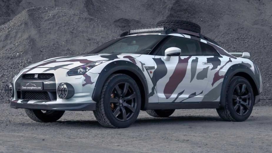 Nissan GT-R Godzilla 2.0