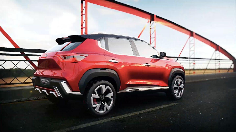 Nissan Magnite Concept