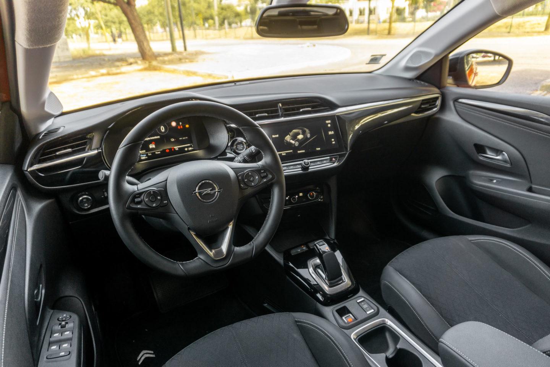 Interior Opel Corsa-e