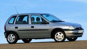 Opel Corsa B, 1997