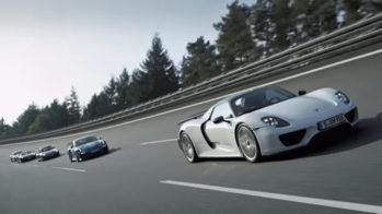 Porsche mais rápidos