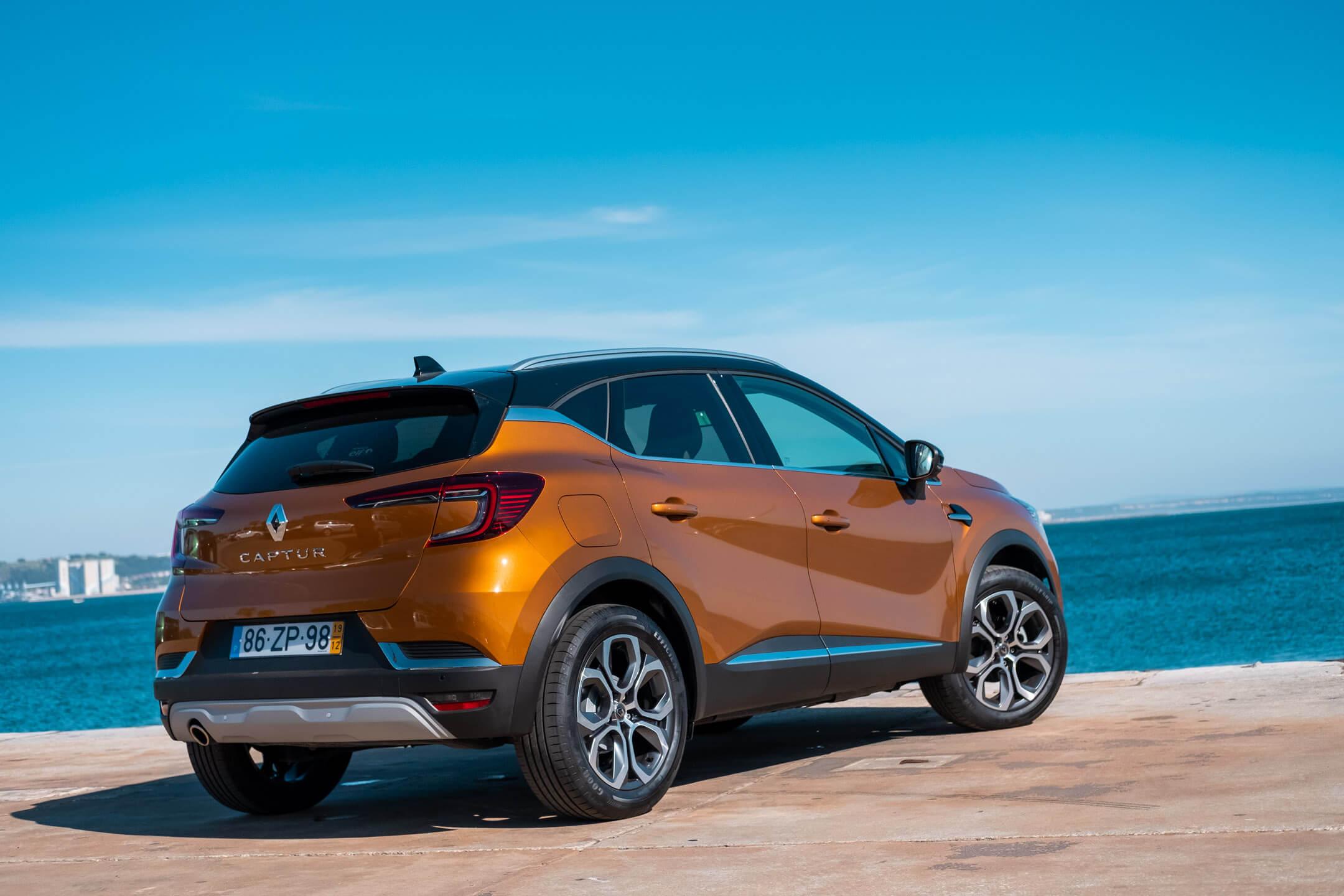 Renault Captur 1.0 Tce