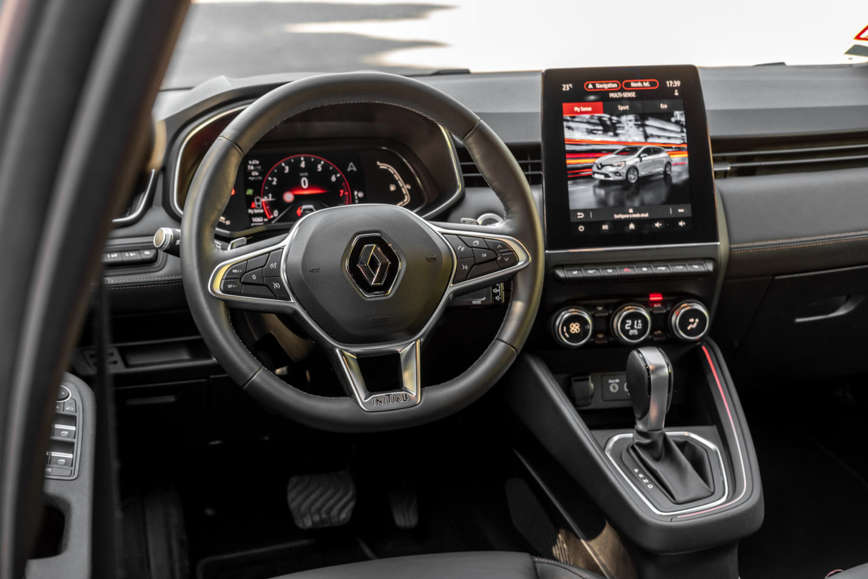 Tabliê Renault Clio
