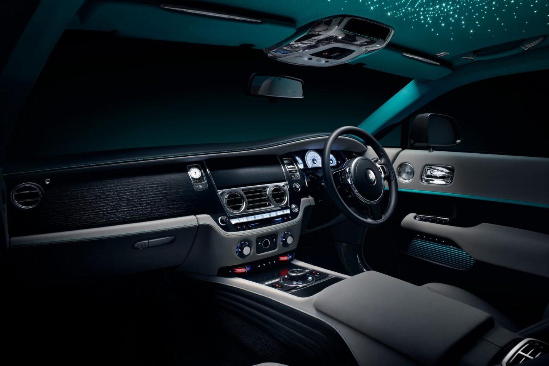 Rolls-Royce Wraith Kryptus Collection