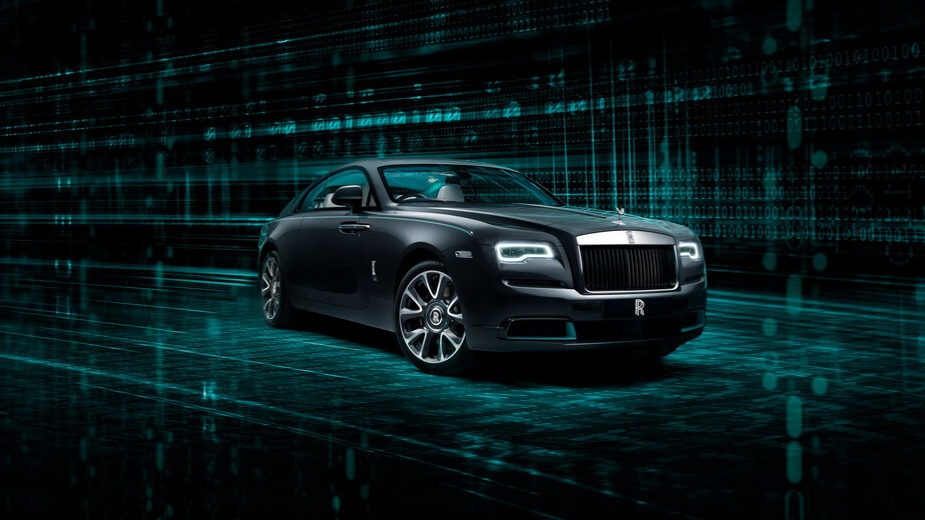 Rolls-Royce Wraith Kryptus Collection