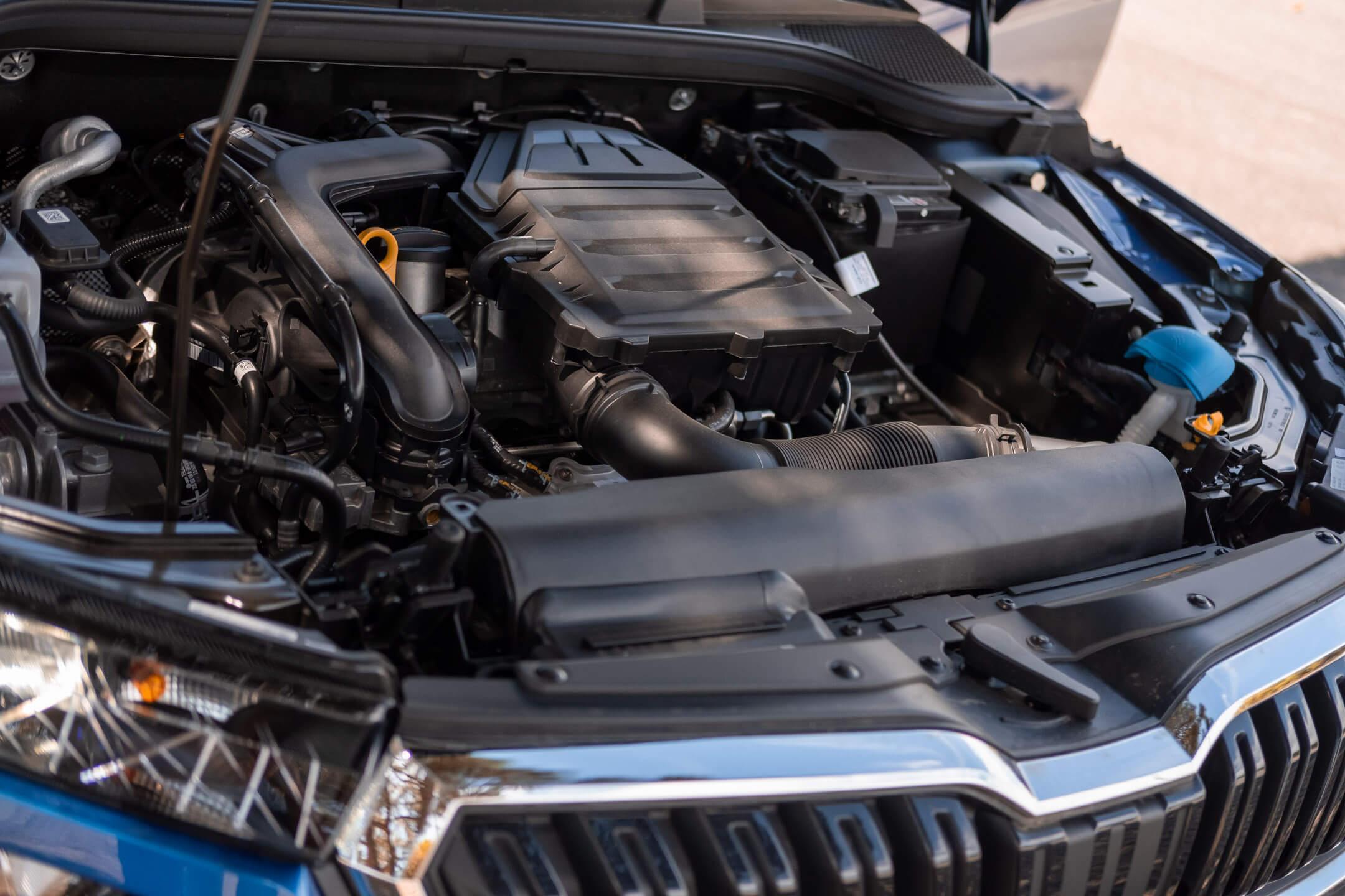 Motor 1.0 TSI 95 cv