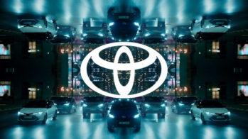 Toyota logótipo 2020