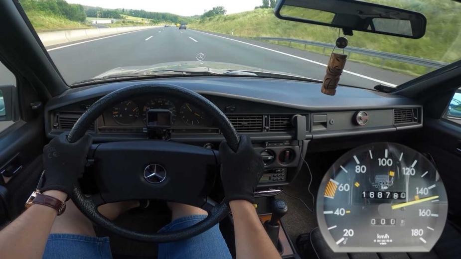 Mercedes-Benz 190 D 1988